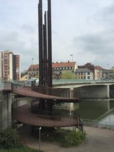 Saarradweg - Sarreguemines - Saargemünd - Start