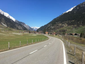 Guttannen - Innertkirchen - Aare - Alpenpaß
