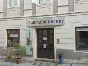Fahrradmuseum - Ybbs an der Donau - Donauradweg Österreich