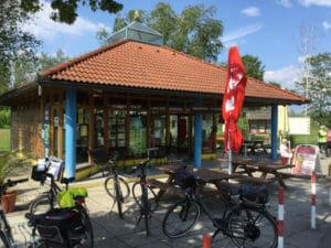 Radstation in Mitterkirchen im Machland - Fahrradkiosk
