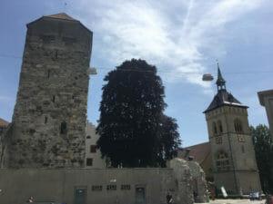 Schloss Arbon - Schweiz - Bodenseeradweg