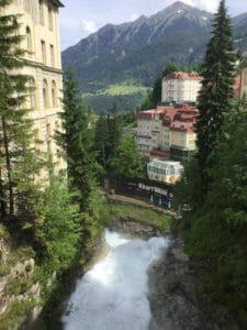 Bad Bastein - Wasserfall - Alpe-Adria-Radweg