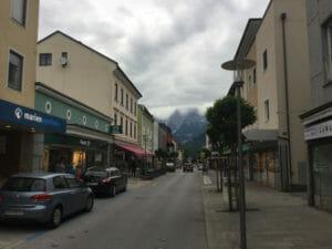 Bischofshofen - Österreich - Radtour