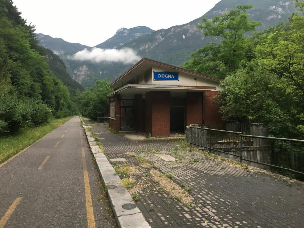 Dogna - Unterkunft am Alpe-Adria-Radweg - Italien