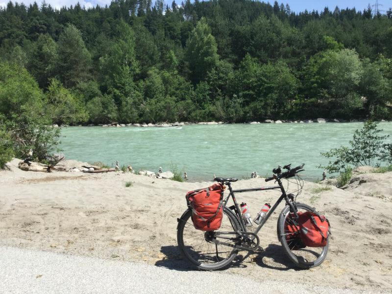 Gailtal - Österreich - Alpe-Adria-Radweg