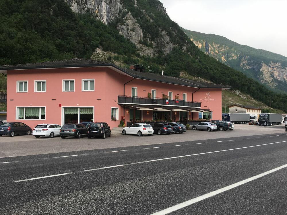Venzone Carnia - Hotel - Alpe-Adria-Radweg - Fahrradunterkünfte