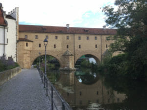 Vils Amberg - romantisch - Fünf-Flüsse-Radweg