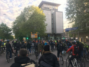 Critical Mass - Stuttgart 2019