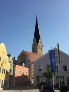 Dietfurt an der Altmühl - Fünf-Flüsse-Radweg