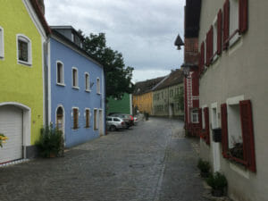 Kallmünz - Fünf-Flüsse-Radweg - Künstlerdorf