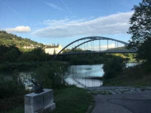 Riedenburg an der Altmühl - Altmühltalradweg - Fünfflüsse-Radweg