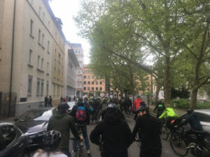Critical Mass im Mai 2019