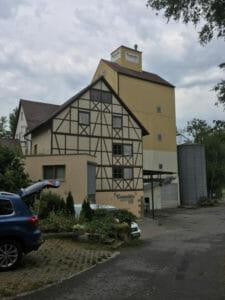Tonmühle Ditzingen - Glemsmühlenradweg