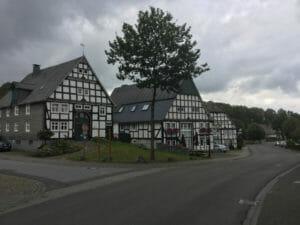 Fachwerkhäuser - Assinghausen an der Ruhr