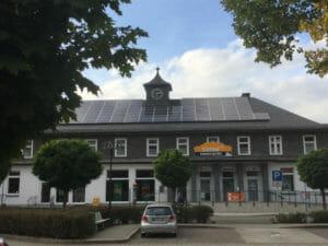 Bahnhof Bestwig an der Ruhr