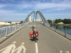 Veloroute Rhin - Fahrrad-Filme - Huningue - Weil am Rhein - Veloroute Rhin