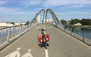 Veloroute Rhin - Huningue - Weil am Rhein - Veloroute Rhin