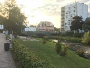 Vorabenstimmung - Meschede an der Ruhr - Ruhrtalradweg