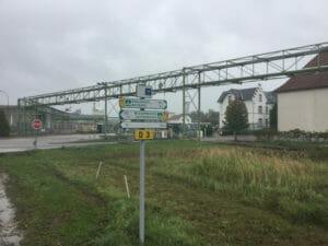 Lauterbourg - Chemiewerk am Rhein