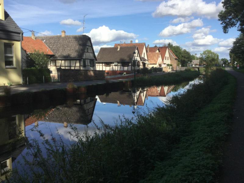 Bruche-Kanal-Radweg - Wolxheim