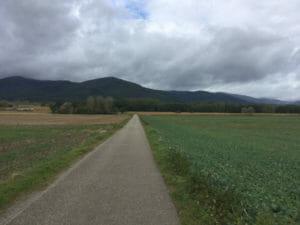 Cernay und Berrwiller - Radfahren im Elsass
