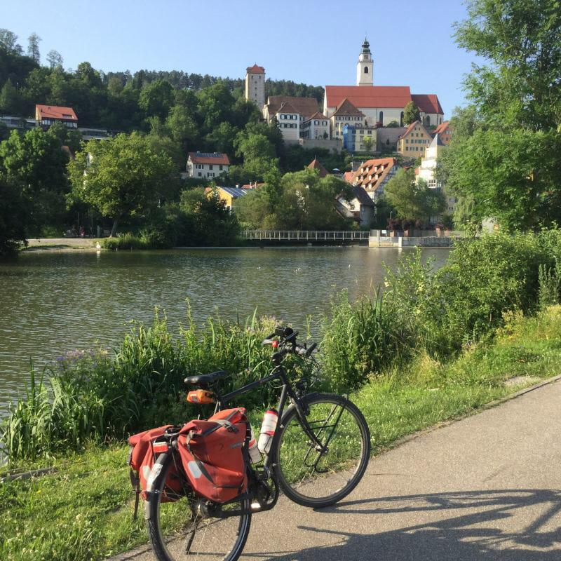 Horb am Neckar - Neckartalradweg