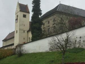 Kloster Michaelbeuern - Bajuwarenradweg
