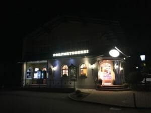 Dorfmetzgerei in Perwang am Grabensee - Bajuwarenradtour