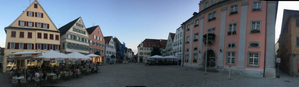 Rottenburg - Panorama - Radtour 2019 - Neckarradweg