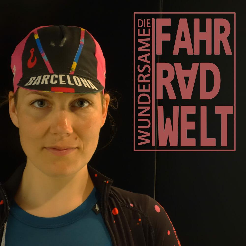 Johanna Jahnke - Die wundersame Fahrradwelt - Fahrrad-Podcast