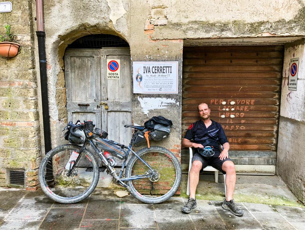 Martin Moschek Tuscany Trail - Fahrrad-Podcast