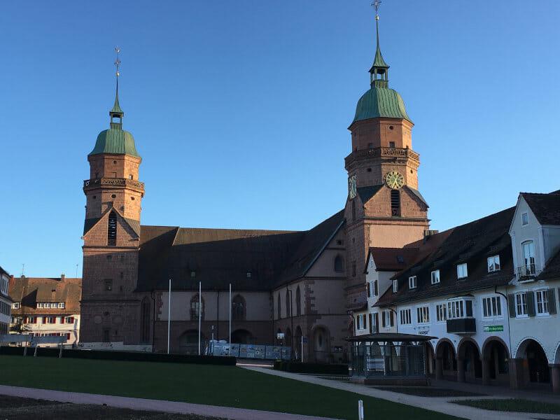 Freudenstadt - Kirche - Marktplatz - Schwarzwald-Panorama