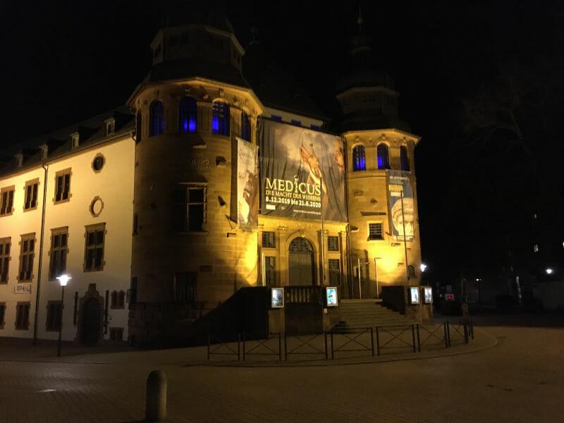 Historische Museum der Pfalz in Speyer - Odenwald-Madonnen-Weg