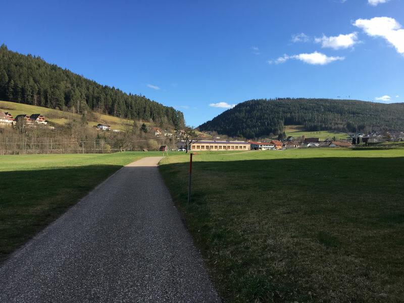 Murgtal - Baiersbronn - Murgtalradweg