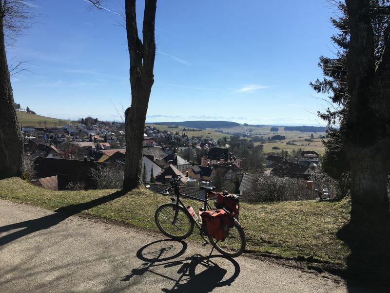Bonndorf im Schwarzwald - Schwarzwald-Panorama-Radweg Erfahrungsbericht