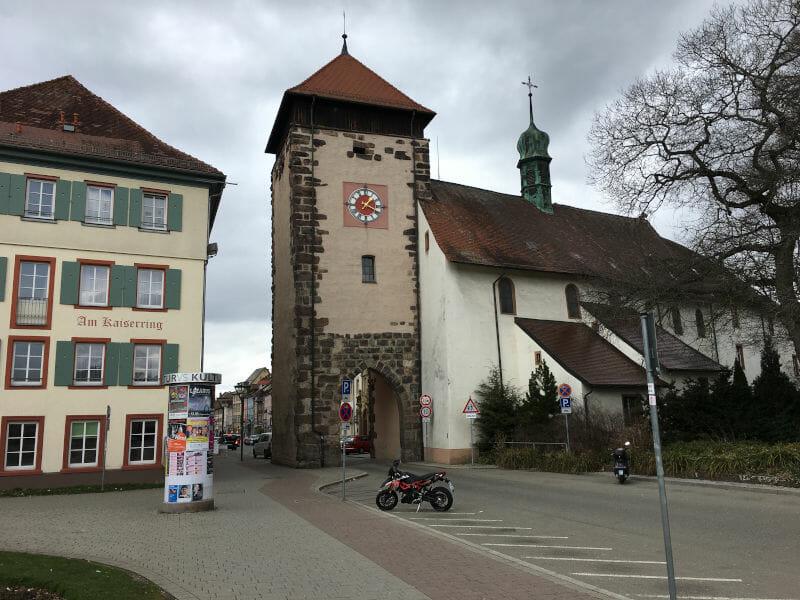Tor in Villingen-Schwenningen