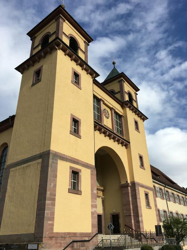 Bad Rippoldsau Schapbach Kirche