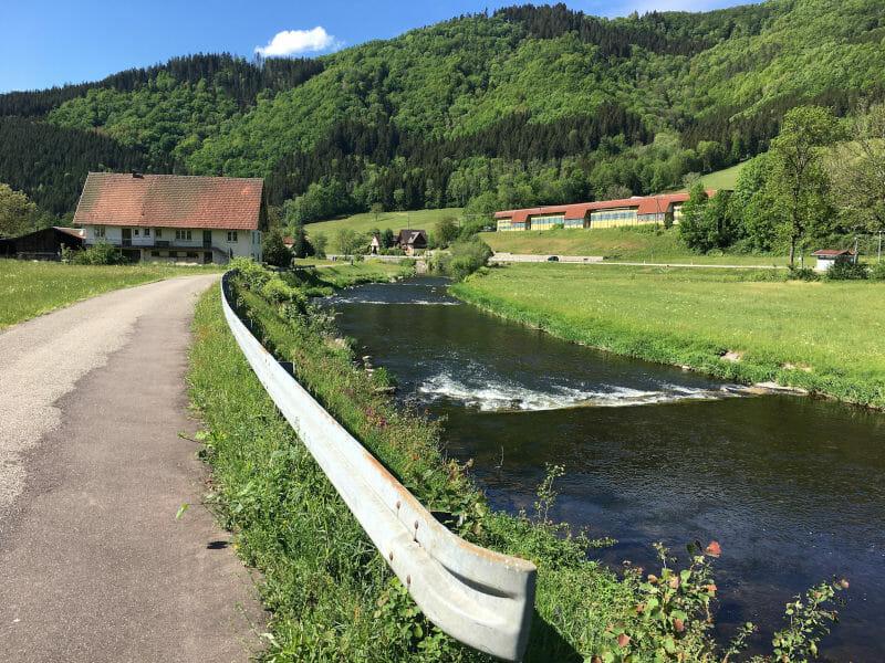 Kinzigtalradweg - 200-Kilometer-Radtour