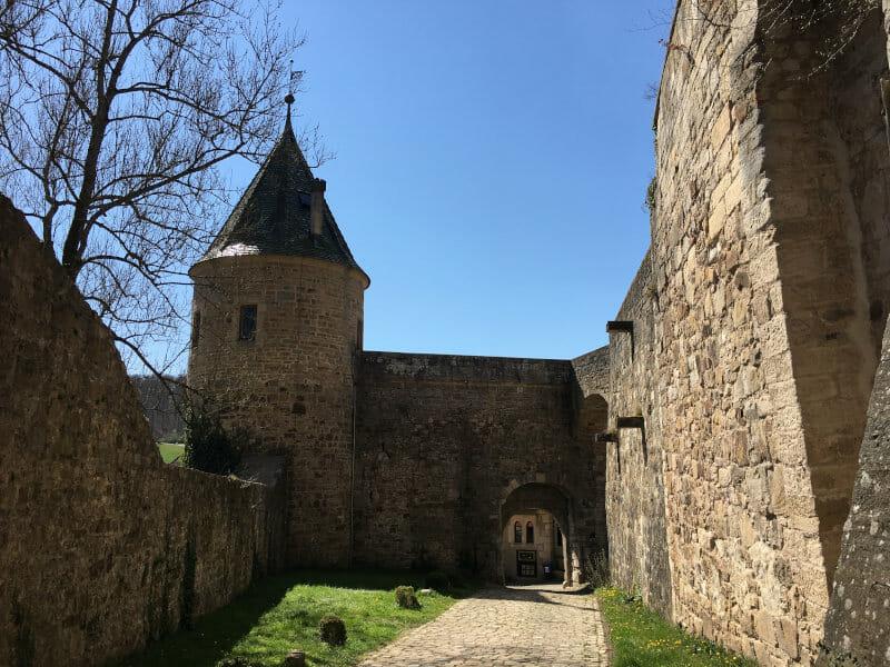 Kloster Bebenhausen - Schönbuch Radweg