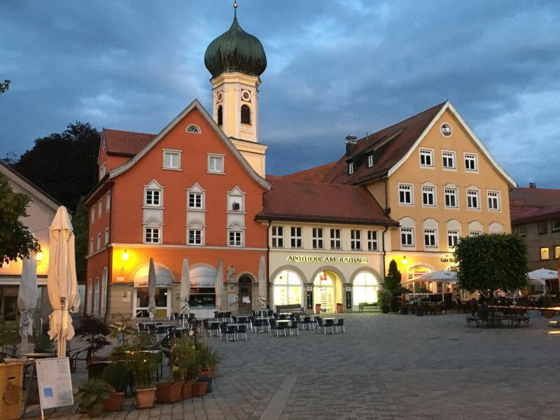 Immenstadt im Allgäu Bodensee-Königssee-Radweg