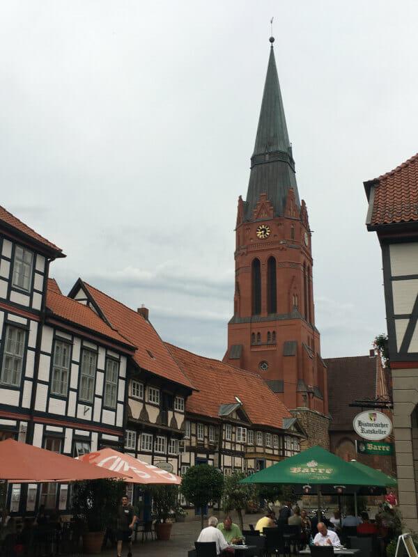 Nienburg - Weser - Weserradweg
