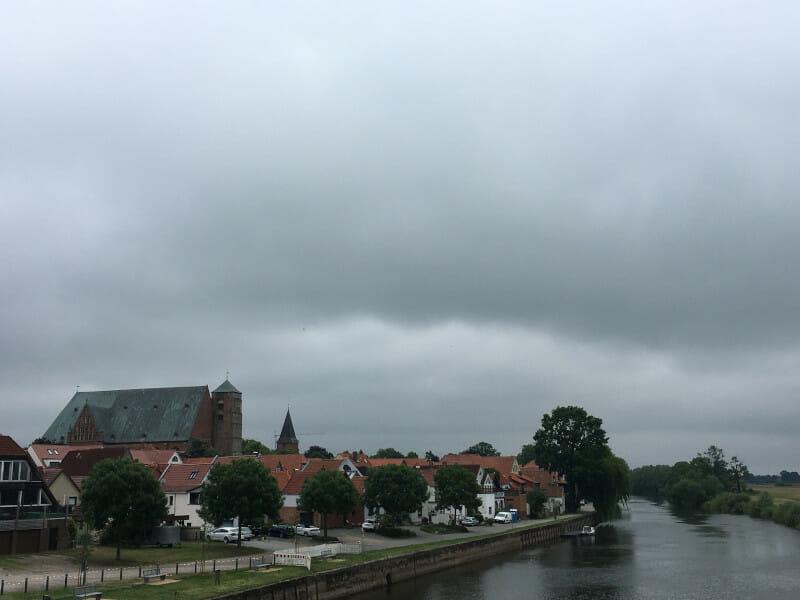 Verden an der Aller - Weserradweg