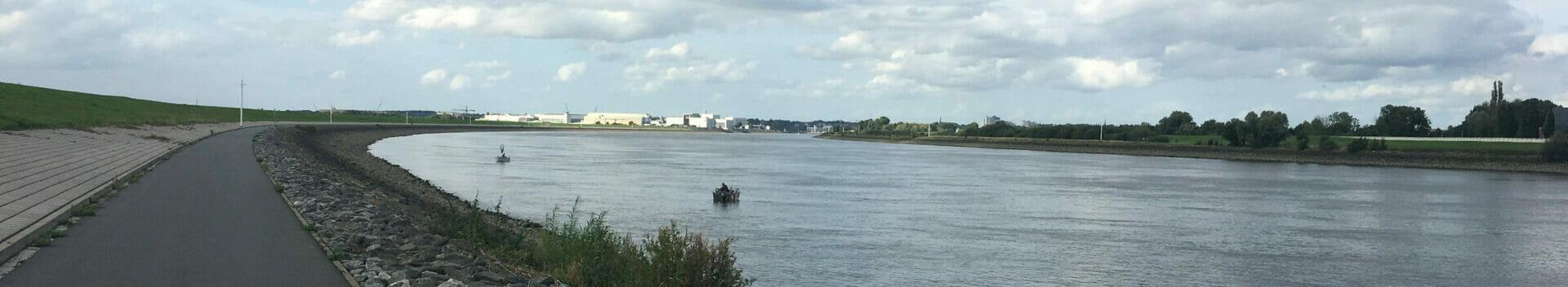 Braake Weser - Weserradweg