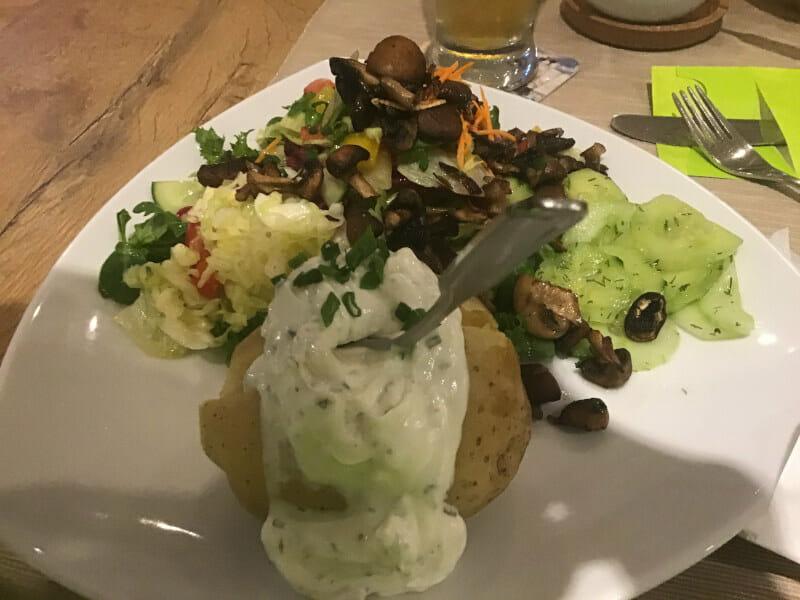 Lübeck leckeres Essen Israelsdorf - Waldhotel Twiehaus