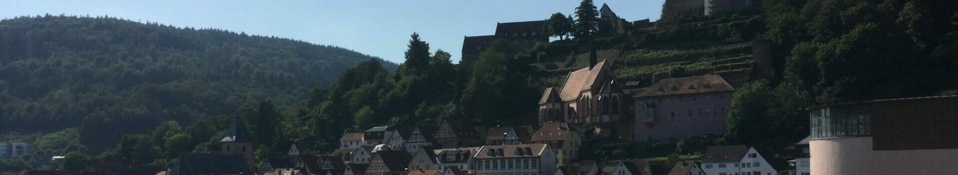 Hirschhorn - Neckar - Odenwald