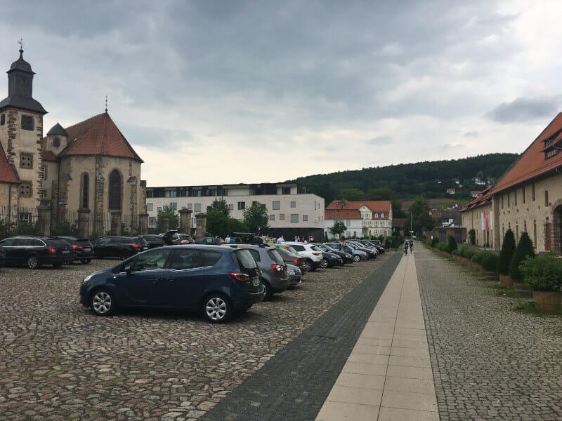 Kloster Haydau Morschen an der Fulda