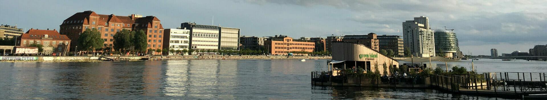 Berlin-Kopenhagen-Radweg - Kopenhagen - Havnestaden