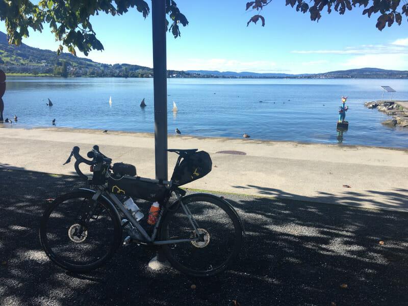 Lachen - Zürichsee - Aussicht