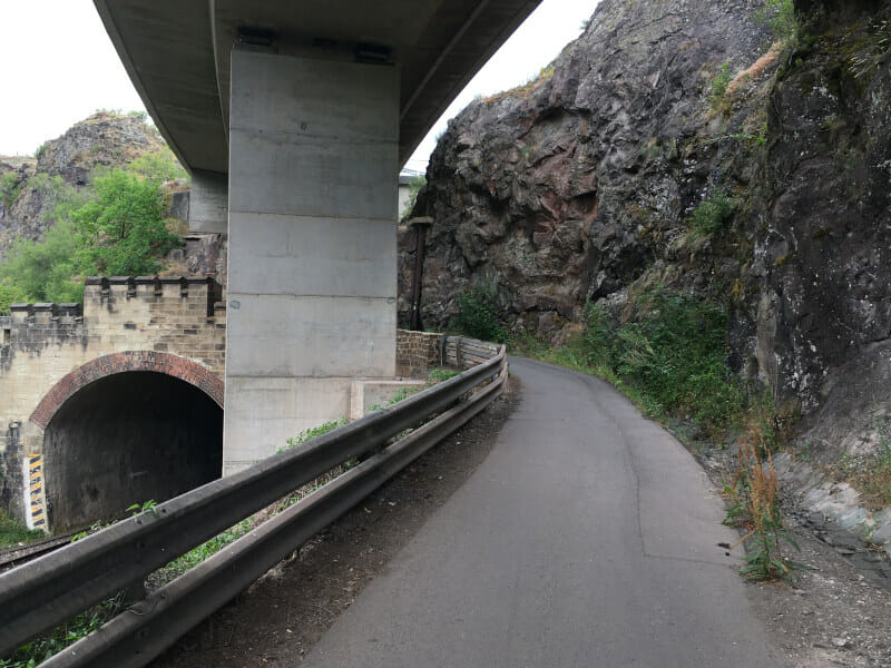 Idar-Oberstein - Hammerstein - Naheradweg