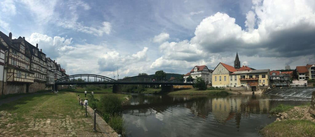 Rotenburg an der Fulda - Am Fulda-Radweg